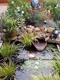 Small Garden Pond Ideas Small Pond In Garden