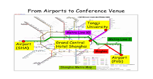 Shanghai Metro Map by Speech Prosody 6th International Conference