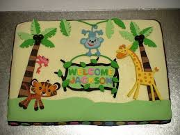 jungle theme baby shower cake 8 best cakes images on cake ideas cakes baby showers