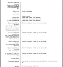 curriculum vitae pdf formato unico curriculum vitae europeo da compilare download gratis