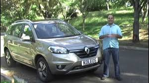 renault koleos 2014 renault koleos 2014 review automocion rd youtube