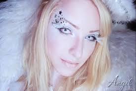 perfect glamorous halloween costume korean contact lens free