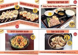 cuisine kitchen bentoya kitchen menu menu for bentoya kitchen trade centre area