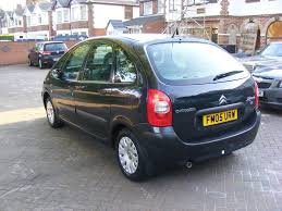 citroen xsara picasso lx 1 6 5 speed manual petrol in
