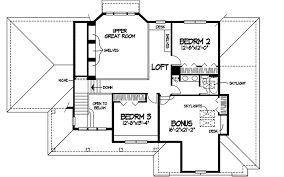Waterfront Floor Plans Columbus Spring Craftsman Home Plan 072d 0005 House Plans And More