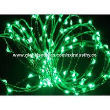 solar power led lights 100 bulb string china 10m 100 bulbs solar powered led copper wire string lights on