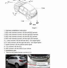 Blind Spot Detection System Installation Vehicle Car Blind Spot Detection System Bsd Microwave Radar Sensor