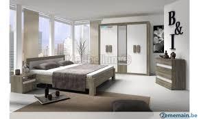 chambre adultes compl鑼e chambre adulte complète contemporaine chêne truffier blanc p a