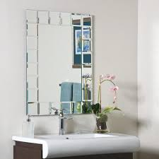 Bathroom Mirrors Overstock Catchy Modern Bathroom Mirrors Best Ideas About Modern Bathroom
