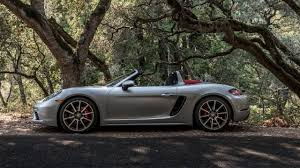 orange porsche convertible 2017 porsche 718 boxster pricing for sale edmunds
