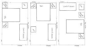 How To Layout Bedroom Furniture Bedroom Furniture Arrangement Ideas Home Design Ideas Wonderful