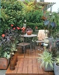 Patio Garden Ideas Pictures Garden Ideas For Small Gardens Alexstand Club