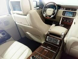 range rover autobiography interior 2016 range rover interior auto pinterest range rover interior