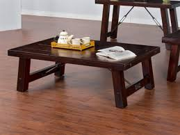 furniture glass top coffee table small simply rustic oak coffee