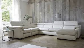 Leather Corner Sofa Contemporary Leather Corner Sofa Darlings Of Chelsea
