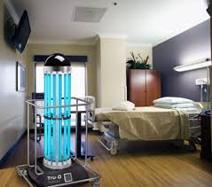 from duke health uvc light helps hospitals fight drug resistant