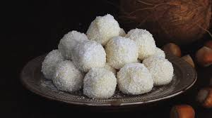 white chocolate and coconut truffles recipe youtube