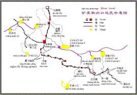World Map Beijing China by Beijing Great Wall Of China At Mutianyu Extensive Photographic