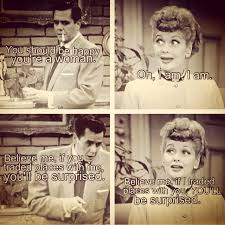 a blog about lucille ball i love lucy lucy is enceinte