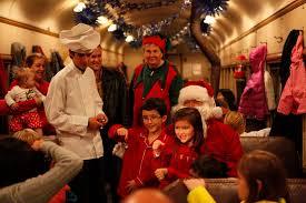 the polar express train ride colorado railroad museum