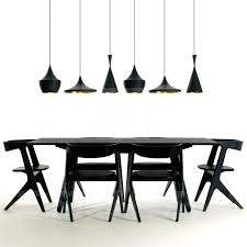 tom dixon beat light tom dixon beat light wide black pendant l modern and