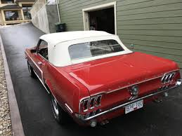 ford mustang convertible 1968 1968 ford mustang gt convertible j code