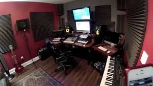 My New Home Recording Studio Youtube Create Your Own Home Recording Studio