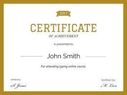 online design of certificate free certificate maker create custom certificates adobe spark