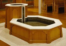 baptismal fonts custom made baptismal font by remmert studios custommade