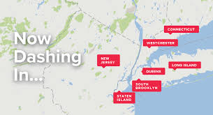 Suffolk County Free Map Free Doordash Expanding Across More Of New York Metro U2013 The Doordash