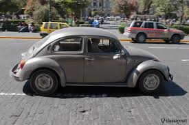 volkswagen bug 2013 vw buses and beetles in peru lima arequipa cusco classiccult