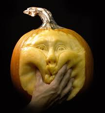 Scariest Pumpkin Carving by Amazing And Dare I Say A Little Creepy Pumpkin Carvings Linda