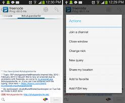 android irc chatting on android the 4 best irc client apps