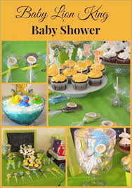 lion king baby shower flour my cairnstravel info
