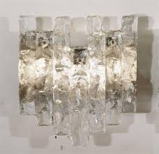 light glass wall sconces bath lighting bedroom large tropical