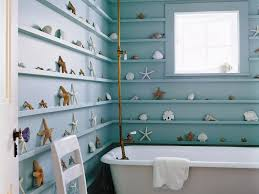 bathroom 40 2 innovative beach themed bathroom decor shelves