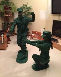 Green Army Man Halloween Costume 25 Army Halloween Costumes Ideas Funny Couple