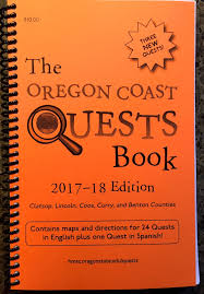 Map Of The Oregon Coast Quests Hatfield Marine Science Center Oregon State University