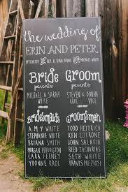 wedding program chalkboard 25 best wedding program chalkboard ideas on wedding
