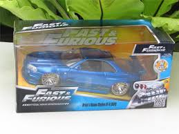 nissan skyline fast and furious 7 jada 1 24 brian u0027s nissan skyline gt end 7 14 2017 7 08 pm