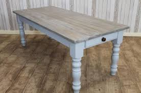 PAINTED BASE TABLE FARMHOUSE KITCHEN DINING TABLE HANDMADE TO ORDER - Small pine kitchen table