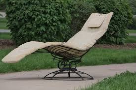 Mid Century Modern Patio Chairs Outdoor Chic Mid Century Modern Homecrest Patio Set Sies Flickr