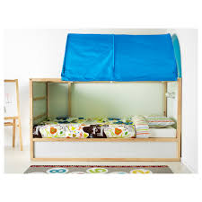 bunk bed ikea bed hack kura loft turned into an airplane bunk bed