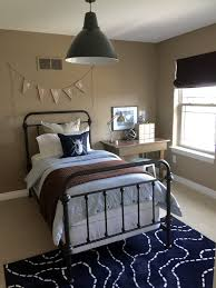 gray black white gold boy room house pinterest black white