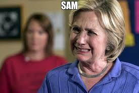 Sam Meme - sam meme clinton 66111 memeshappen
