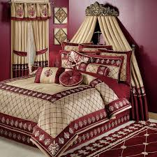 home design comforter gold and maroon bedding comforter quilt set combined with curtain