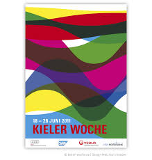 plakat design plakat der kieler woche 2011 design tagebuch
