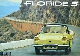 renault dauphine convertible readers rides floride u2013 chic french fancy classic car magazine