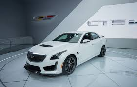 cadillac announces cts v crystal white frost gm authority