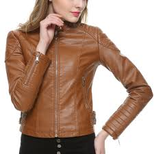 brown leather jackets for women u2013 where is lulu fashion collection